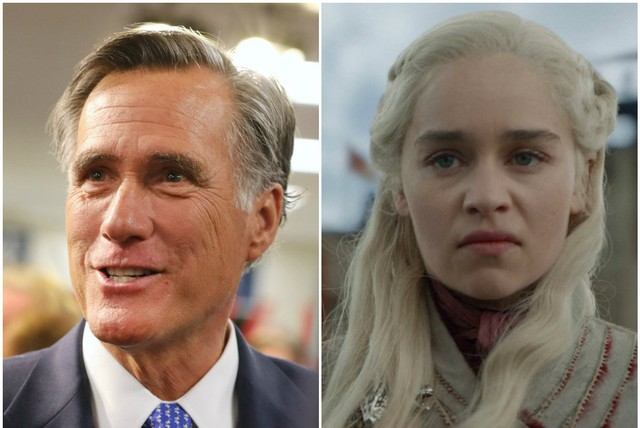 Mitt Romney Makes 'Game of Thrones' Mother's Day Tribute to Wife Ann