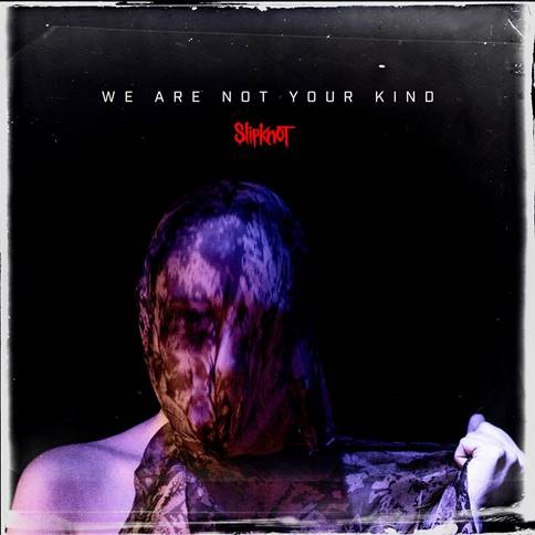 Slipknot WE ARE NOT YOUR KIND Album
