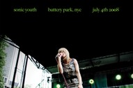 "Sonic Youth Announce <i>Battery Park, NYC: July 4, 2008</i>, Release Live Version of ""Bull in the Heather"""