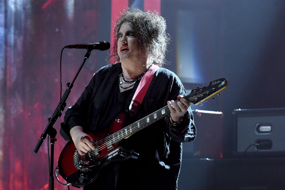 The Cure Will Stream 'Disintegration' Live Show