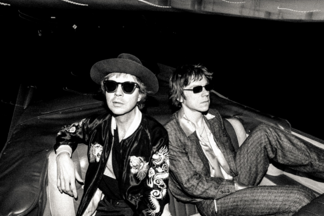 beck cage the elephant night running video