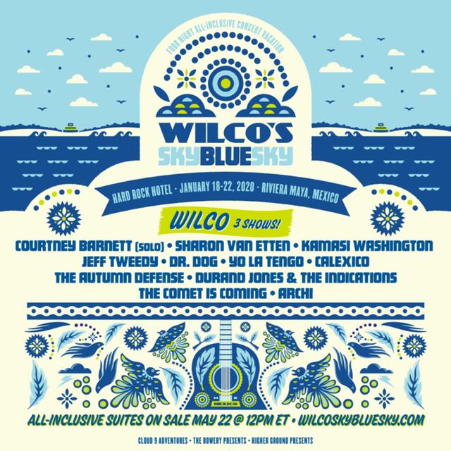 Wilco Sky Blue Sky Flyer