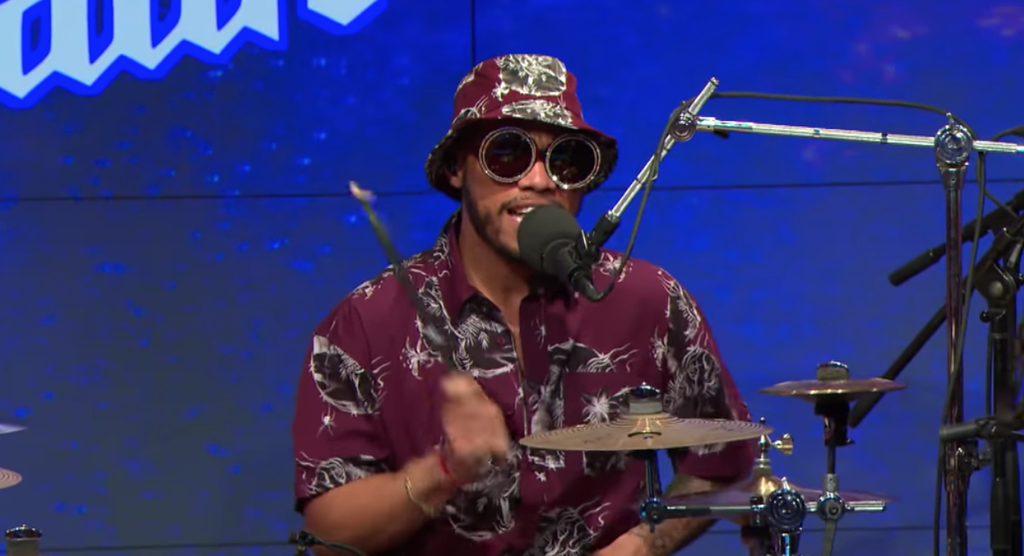Anderson .Paak Play Three Songs on 'CBS This Morning': Watch