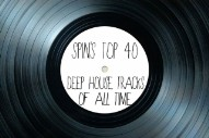 Keep on Deepin' On: The 40 Best Deep House Tracks of All Time