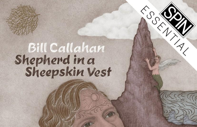 Bill Callahan 'Shepherd in a Sheepskin Vest' Review   SPIN