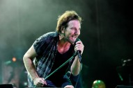 An Unbearably Romantic Story About Eddie Vedder Reuniting With a Dutch Woman He Met 27 Years Ago