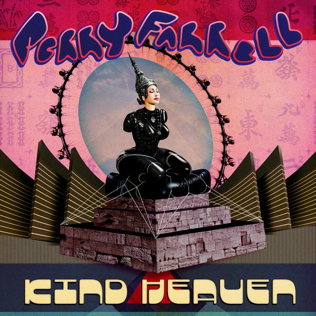 Image result for perry farrell kind heaven