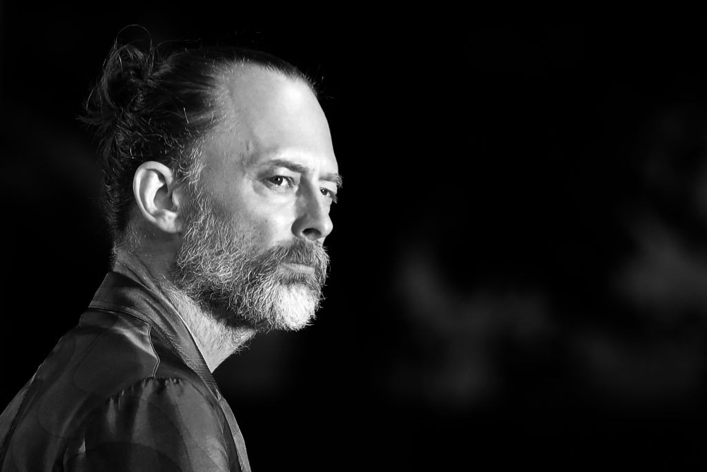 Thom Yorke ANIMA Album Stream Listen