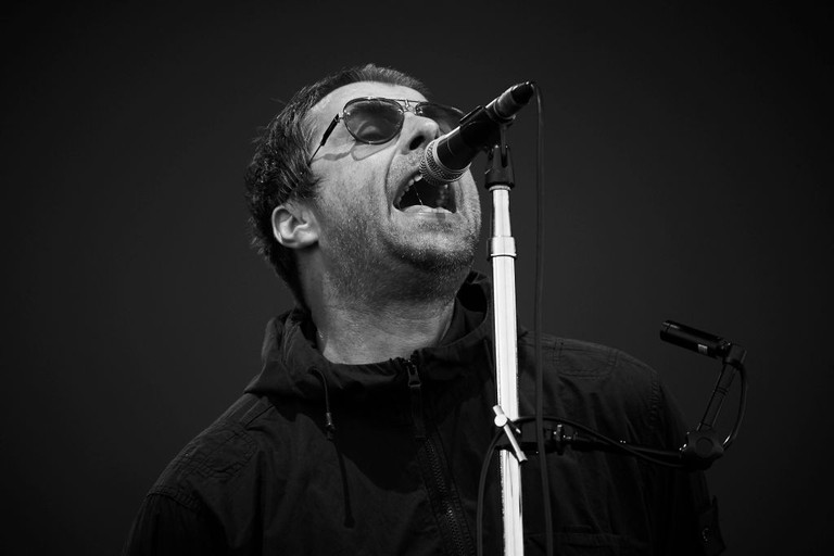 Liam Gallagher Shockwave Listen