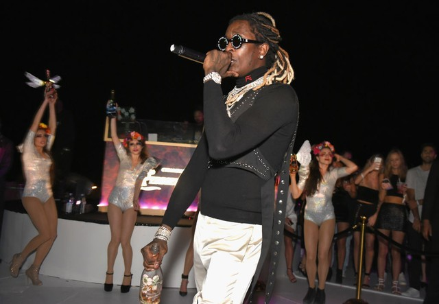 Young Thug Felony Gun Case Dropped