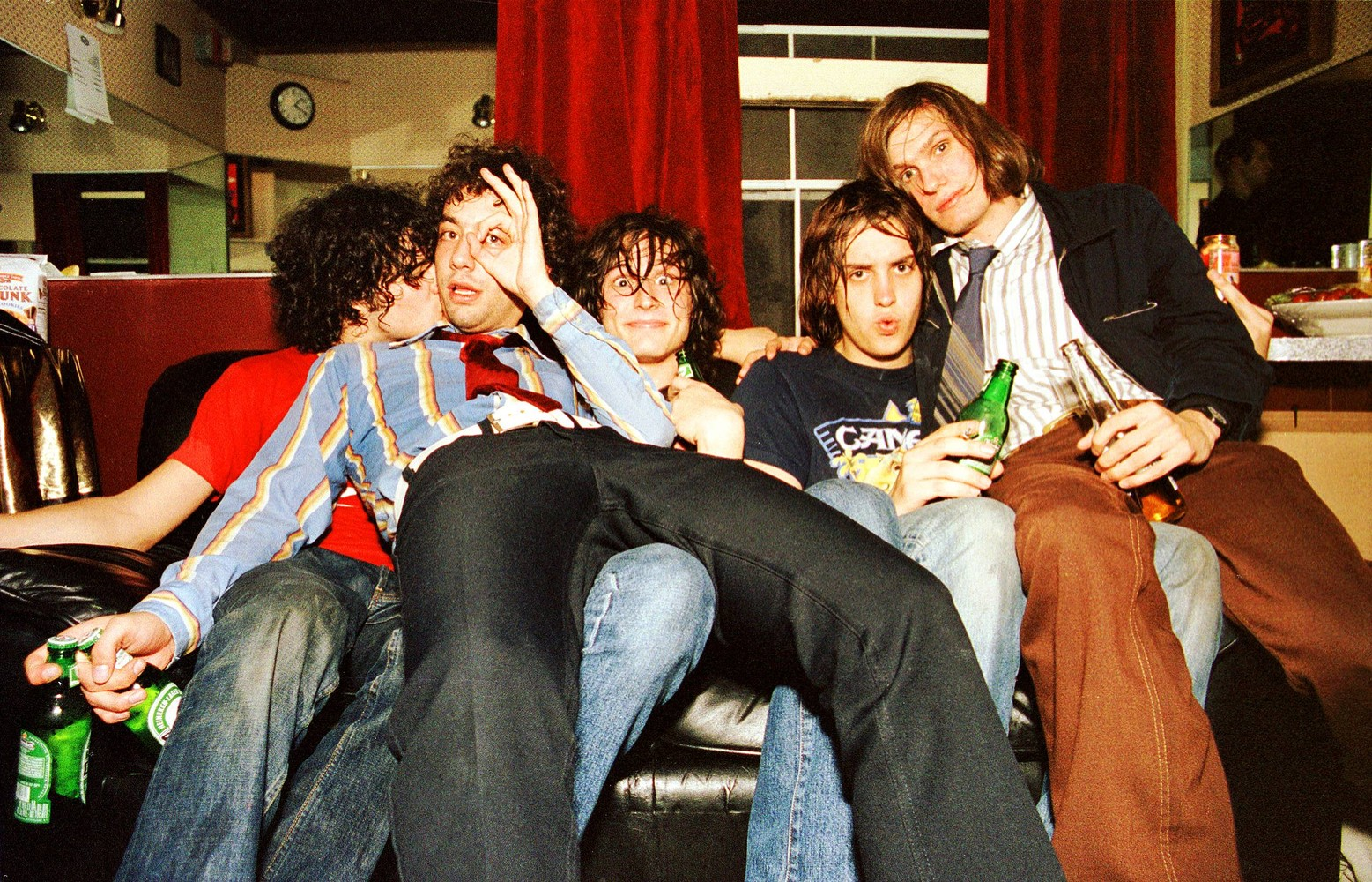 The Strokes: Our 2003 Cover Story, <i>The Rebirth of Cool</i>