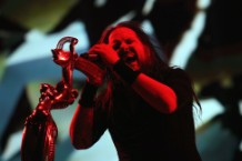 Korn at 2019 Vive Latino Music Festival