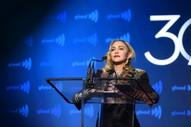 "Madonna Says She Felt ""Raped"" by <i>New York Times Magazine</i> Profile"
