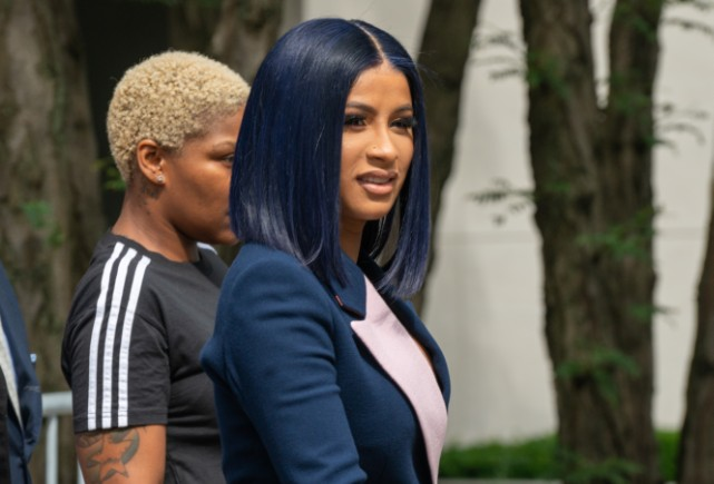 Cardi B Pleads Not Guilty In Strip Club Assault Case Spin
