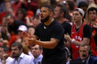 Drake Will Release 2 New Songs to Celebrate Raptors' NBA Finals Win