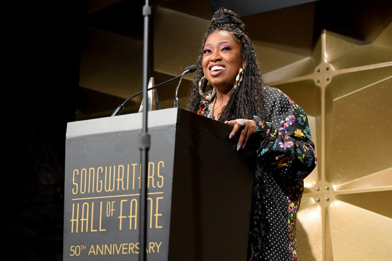 missy elliott lizzo songwriter hall of fame