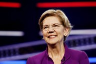 Elizabeth Warren Won the First Democratic Debate, According to You Guys
