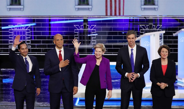 Democratic Debate Miami