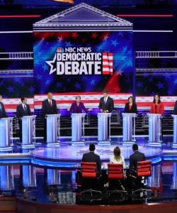 Who Won Night 1 of the Democratic Debate?