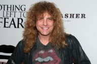 Ex Guns N' Roses Drummer Steven Adler Hospitalized After Reportedly Stabbing Himself