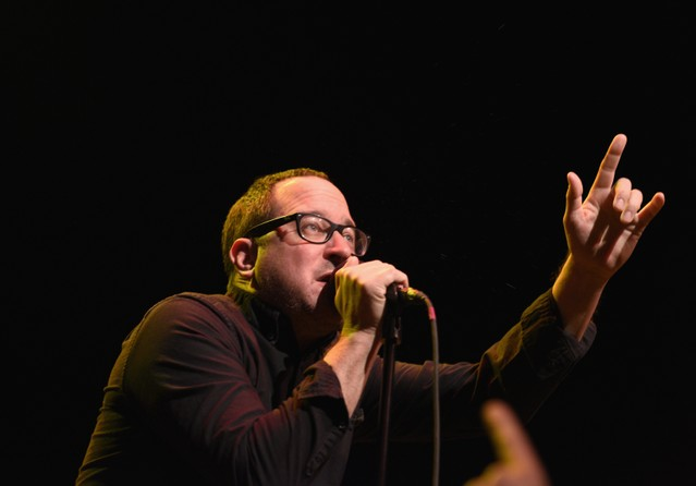 the hold steady thrashing thru the passion denver haircut