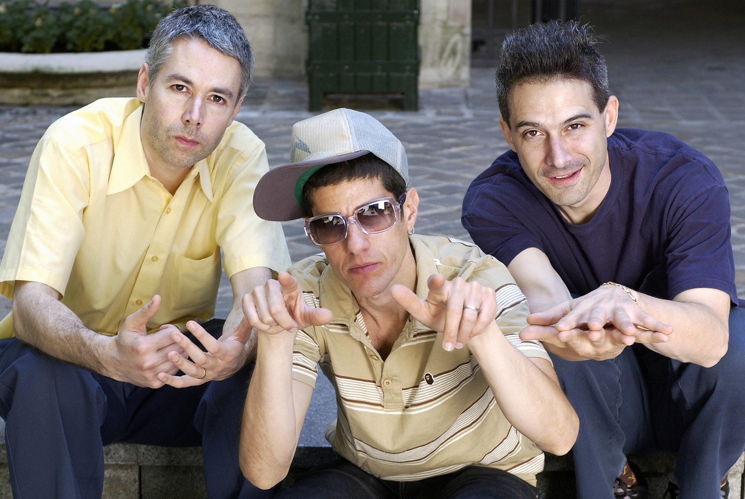 Beastie Boys: SPIN's 2004 Cover Story, 'Twilight of the Brats'