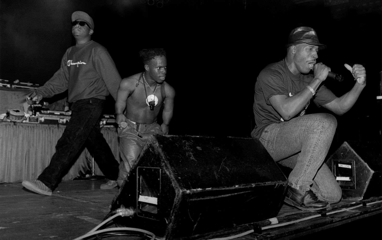 Geto Boys' Bushwick Bill & Rick Rubin: 1990 Interview | SPIN