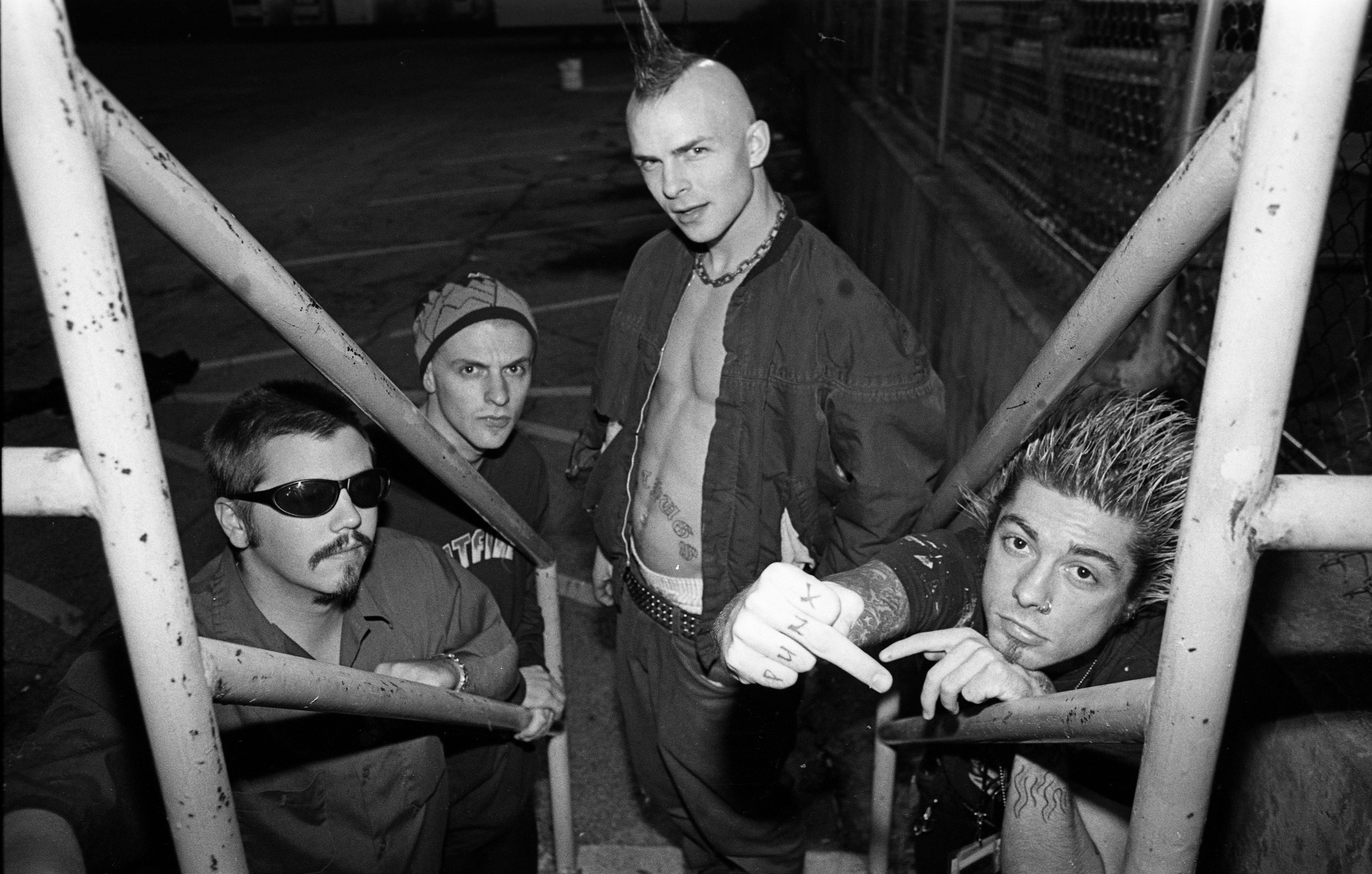 Rancid in 1994