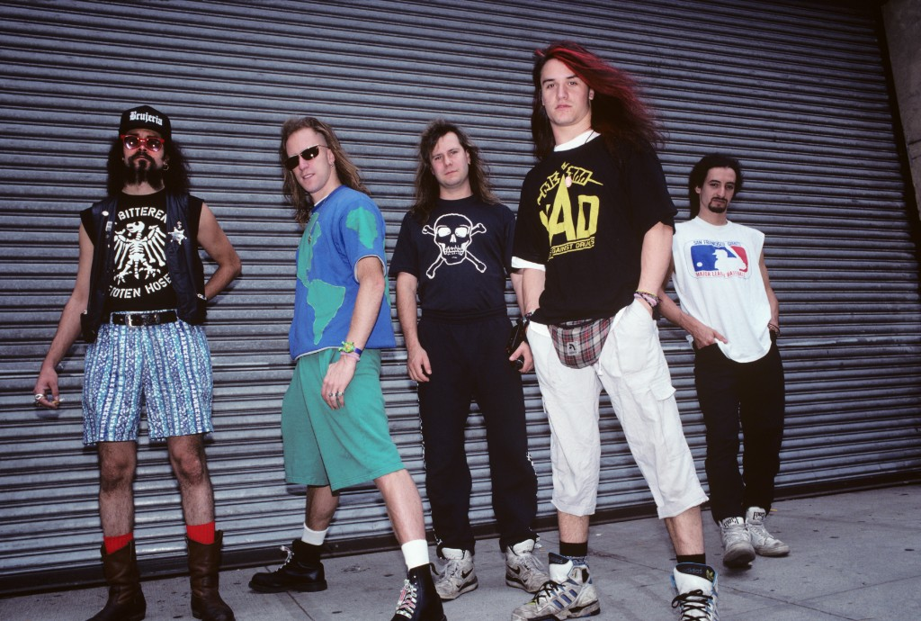 Faith No More: Spin's 1990 Cover Story, The Band of the Year