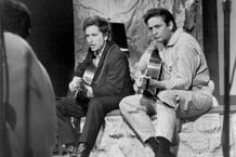 Bob Dylan & Johnny Cash