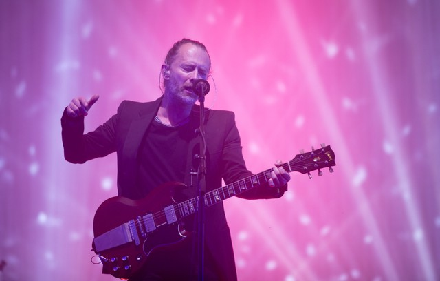 Clapping back at hackers, Radiohead to release stolen music as fundraiser
