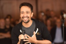 Lin-Manuel Miranda Freestyle Love Supreme Broadway