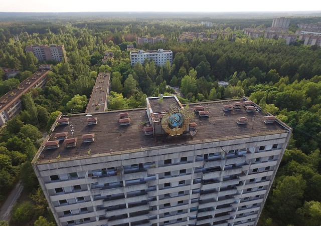 Russia Is Producing a Show About Chernobyl That Blames CIA for