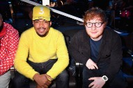 "Video: Ed Sheeran – ""Cross Me"" (ft. Chance the Rapper and PnB Rock)"