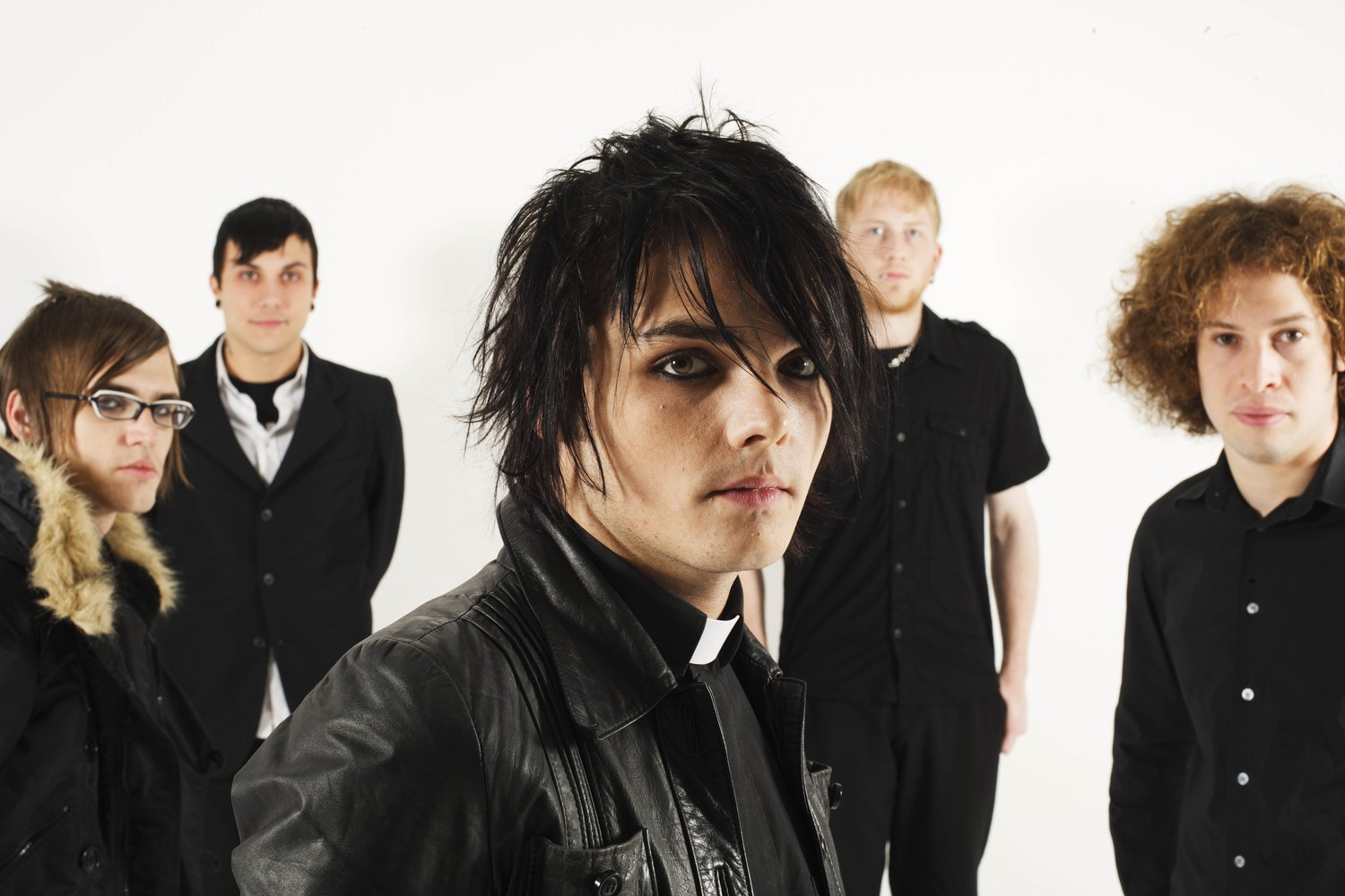 My Chemical Romance: 2005 Cove...
