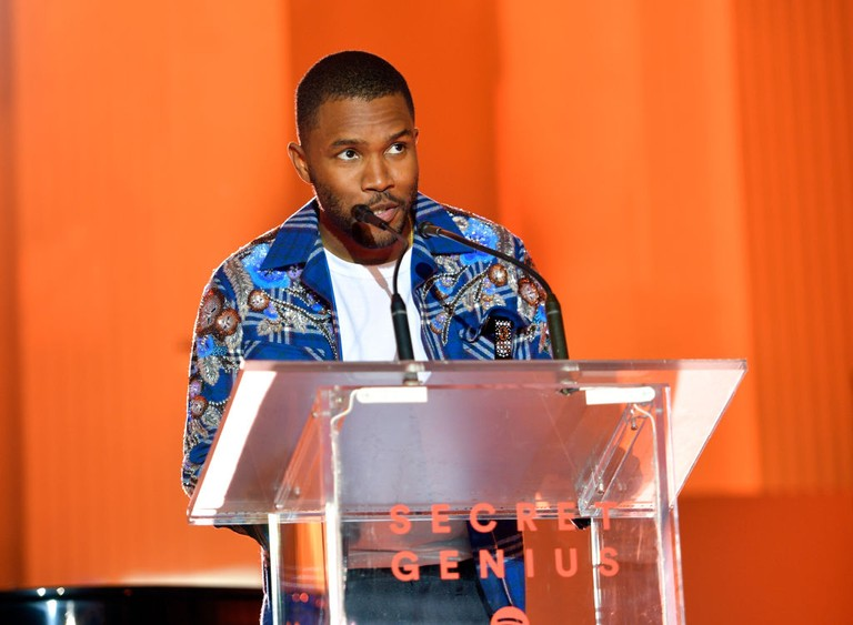 Frank Ocean Dazed Interview Read