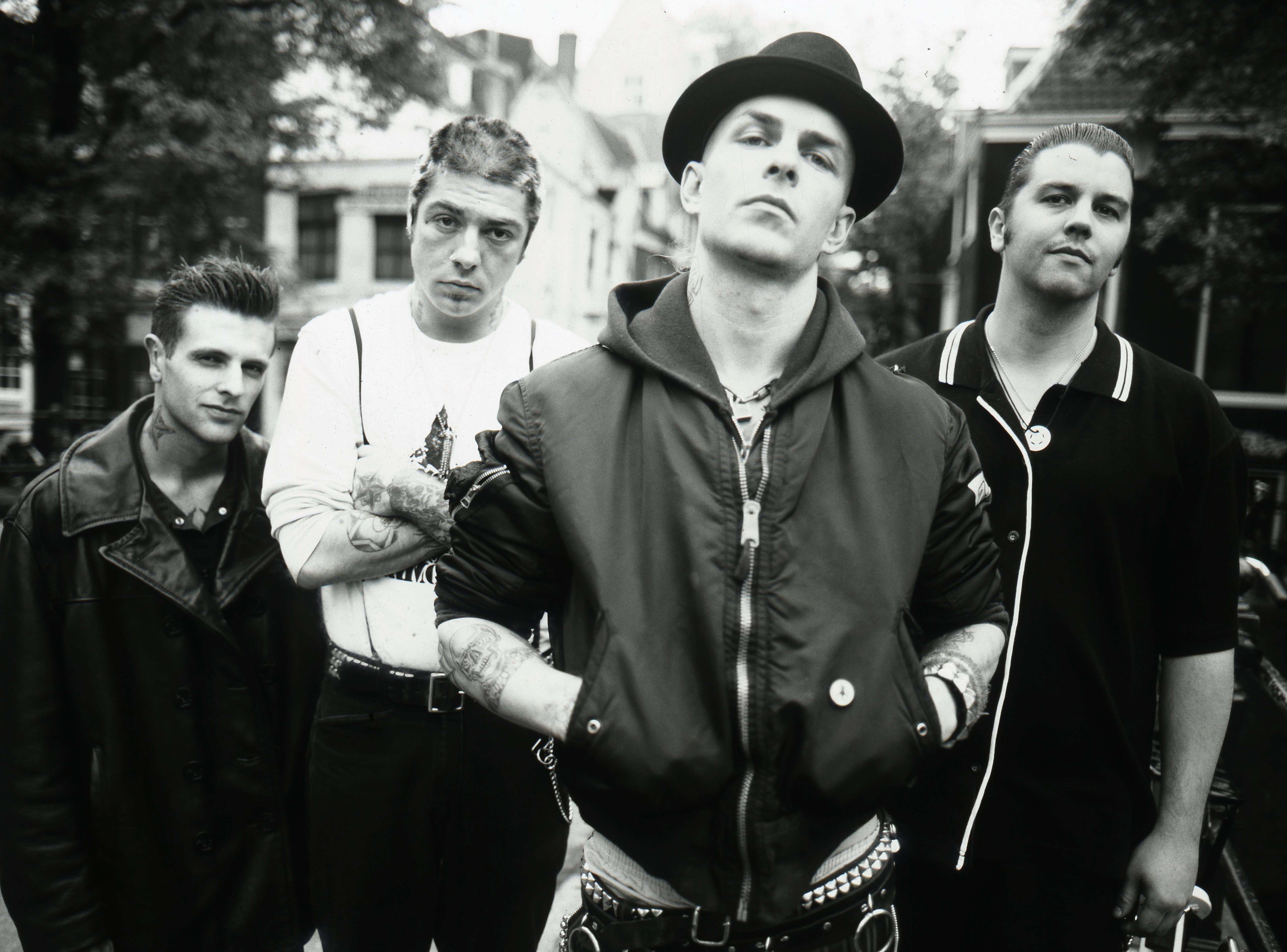 Rancid: SPIN's 1995 Cover Story, <i>In Punk We Trust</i>