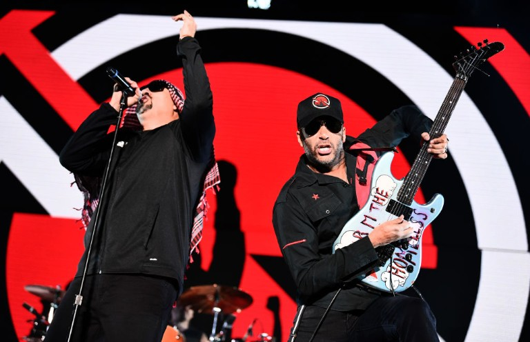 Prophets of Rage Made With Hate Listen