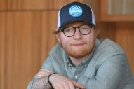 Ed Sheeran Details Plans to Say Cuss Words With Eminem and 50 Cent on New Collaborations Album