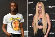 Playboi Carti Has No Plans to Make Music With His Girlfriend Iggy Azalea