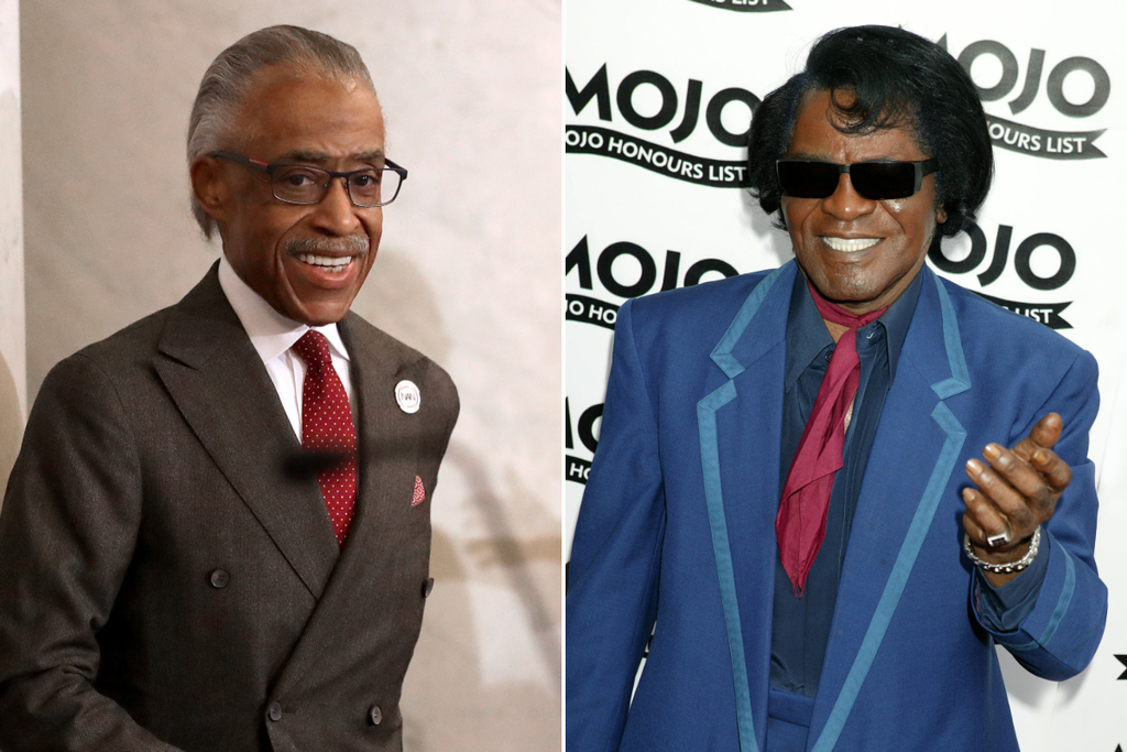 Al Sharpton Has Funny Stories About James Brown's Diet