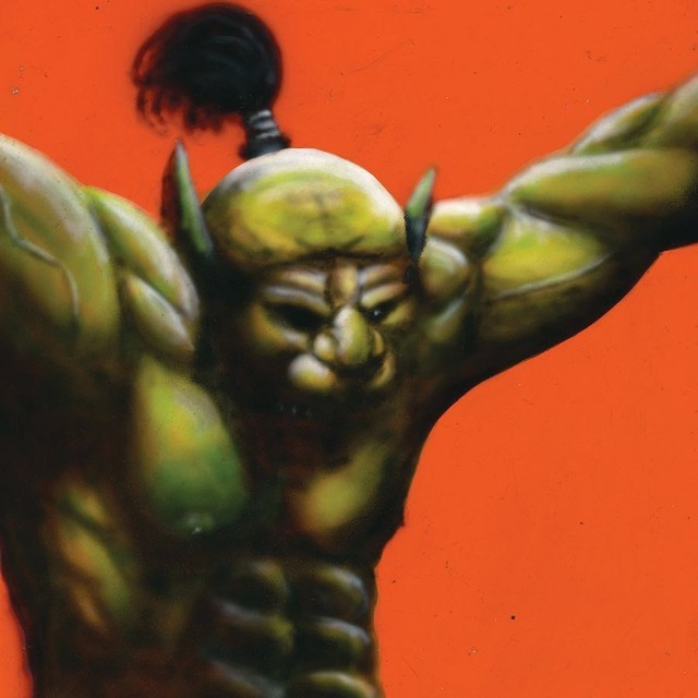 oh sees face stabber