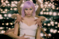 "Watch the Video for  Miley Cyrus' <i>Black Mirror</i> Song ""On a Roll"""