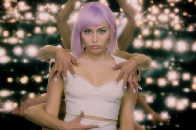 Watch the Video for Miley Cyrus' 'Black Mirror' Song