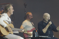Watch Phil Collins Reunite With Genesis' Mike Rutherford Onstage in Berlin