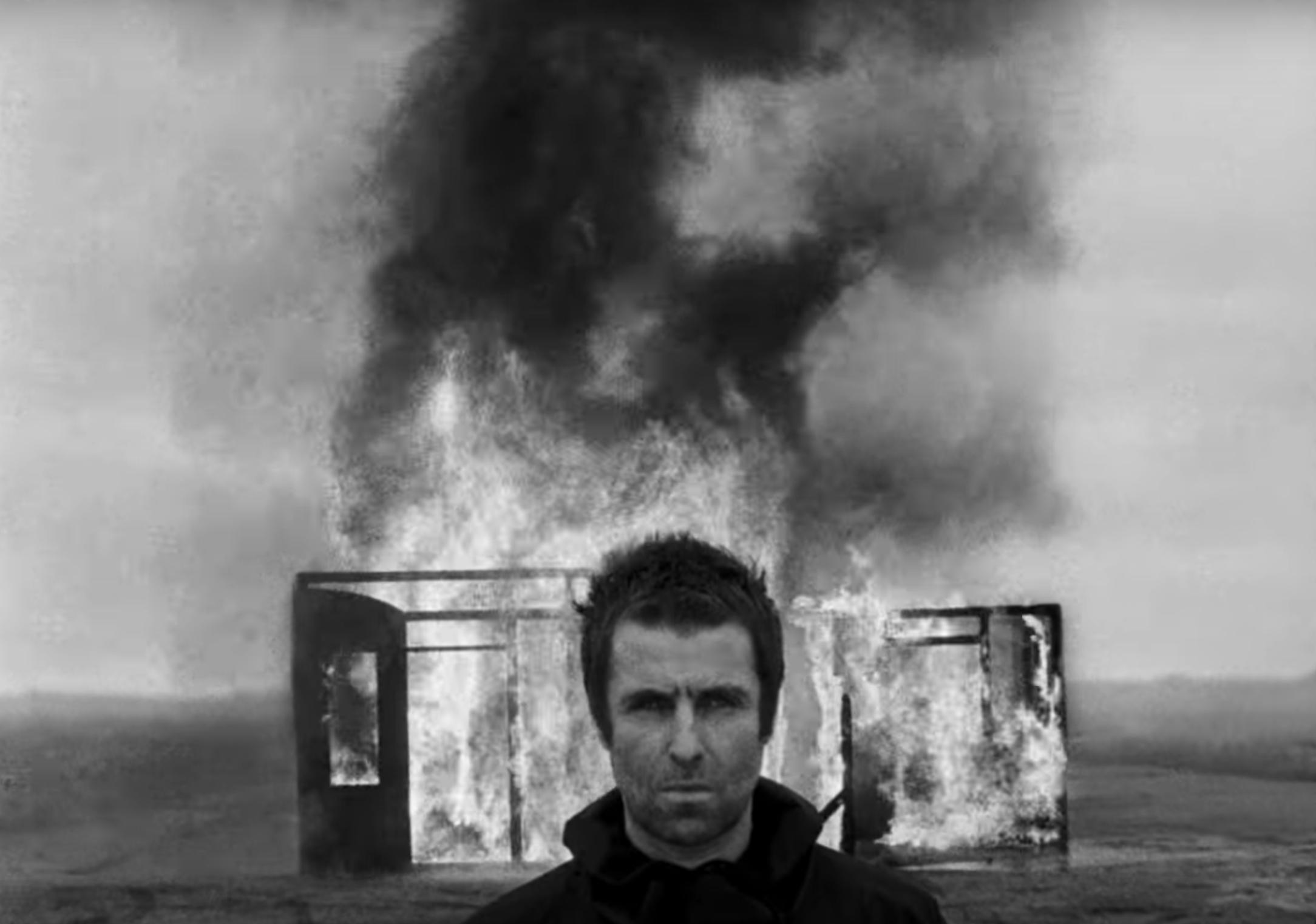 Liam Gallagher Shockwave