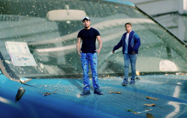 ybn cordae chance the rapper video bad idea