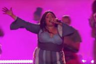 "Watch Lizzo Perform ""Juice"" at the MTV Movie & TV Awards"