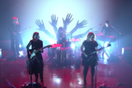 "Watch Sleater-Kinney Play ""Hurry on Home"" on <i>Fallon</i>"
