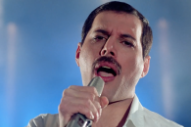 """Hear Newly Unearthed Freddie Mercury Recording """"Time Waits For No One"""""""